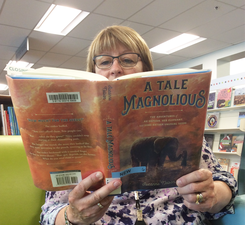 Recommended read: A Tale Magnolious