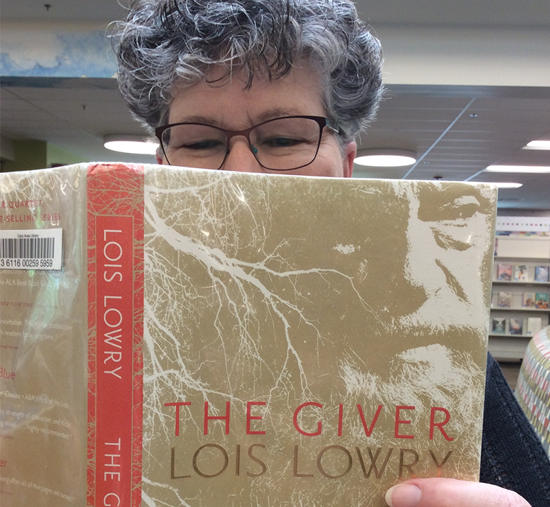 Recommended read: The Giver