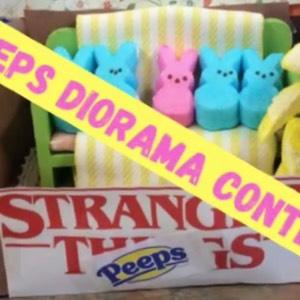 Peeps Diorama Contest is still on!