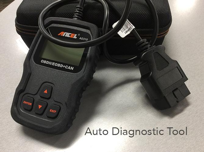 Car Diagnostic Meter